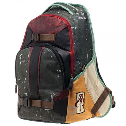 Star Wars Mandalorians Boba Fett Backpack