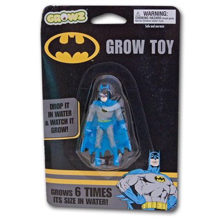 Batman Water Grow Toy