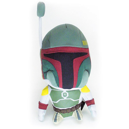 Star Wars Plush Boba Fett