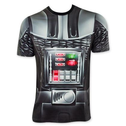 Star Wars Darth Vader Sublimated Costume Tee Shirt