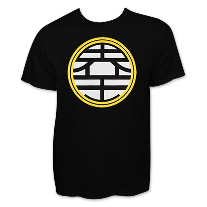 Dragonball Z King Kai Symbol Tee Shirt