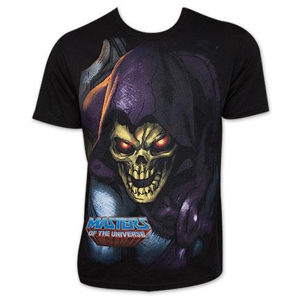 He-Man: Masters Of The Universe Evil Skeletor T-Shirt
