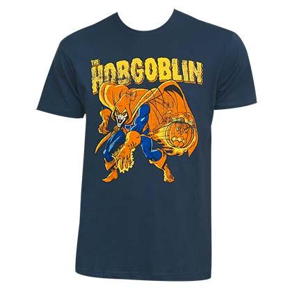 Hobgoblin Pumpkin Graphic Tee Shirt