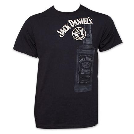 Jack Daniel's Whiskey TShirt - Black