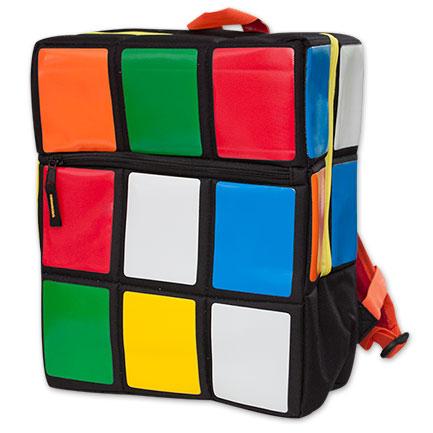 Mojo Rubik's Cube Backpack