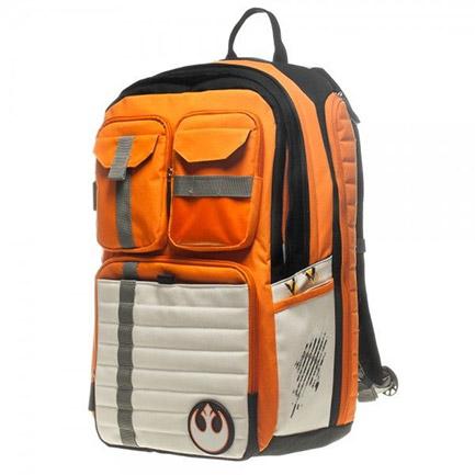 Star Wars Rebel Laptop Backpack - Orange