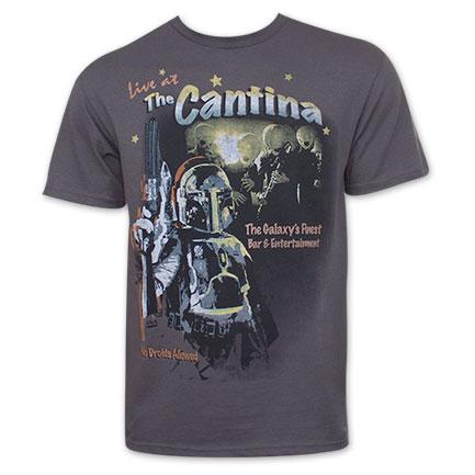 Star Wars Live At The Cantina T-Shirt