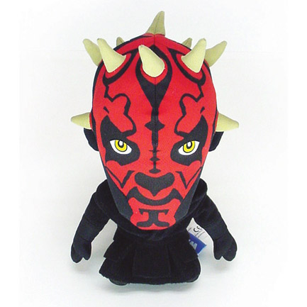 Star Wars Plushie Darth Maul Toy