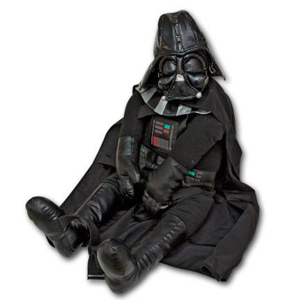 Star Wars Darth Vader Plush Bag Backpack Buddy