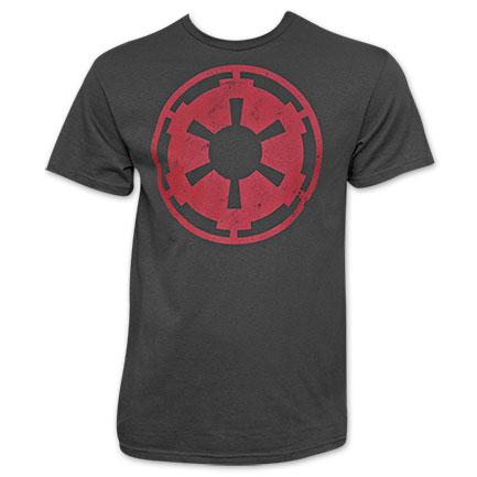 Star Wars Men's Empire Emblem Tee Shirt