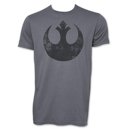 Star Wars Rustic Rebel Tee - Gray