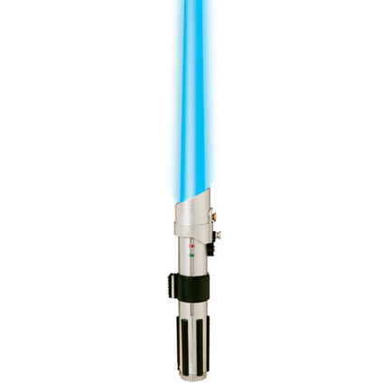 Luke Skywalker Star Wars Lightsaber