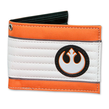 Star Wars Rebel Wallet - Orange