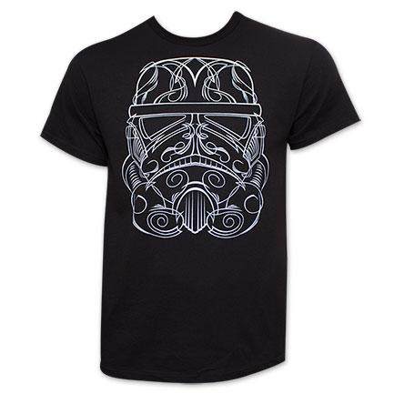 Star Wars Stormtrooper Helmet T-Shirt