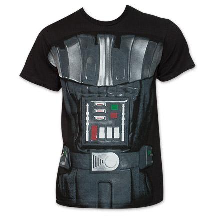 Star Wars Darth Vader Costume Shirt