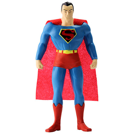 Superman Bendable 5-Inch Toy Action Figure