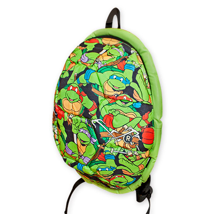 Teenage Mutant Ninja Turtles Green Biodome Backpack
