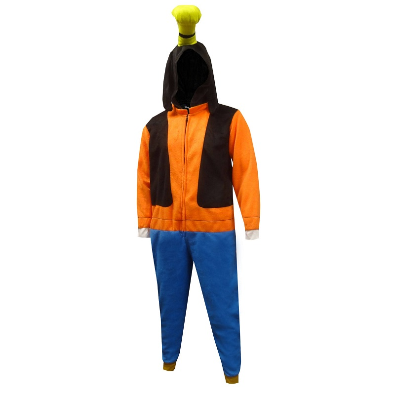 Disney Goofy Men's Union Suit Pajamas