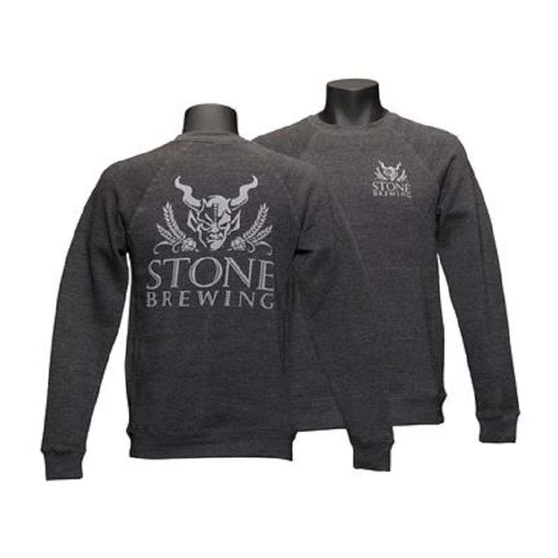 Stone Brewing 4.1 Crewneck Fleece Sweatshirt
