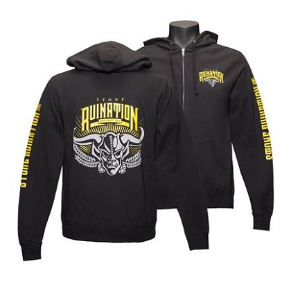 Stone Brewing Ruination Hoodie