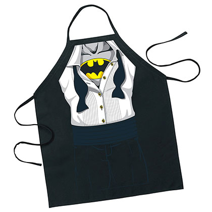 Batman Bruce Wayne Cooking Apron
