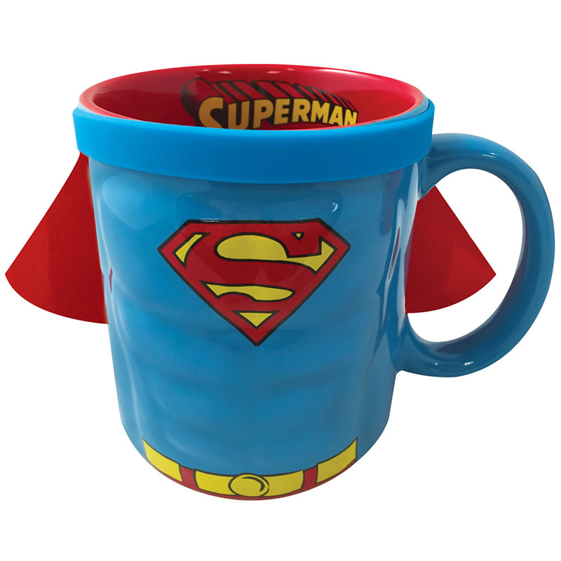 Superman Caped Mug