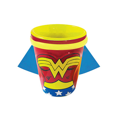 Wonder Woman Caped Comic Shot Glass