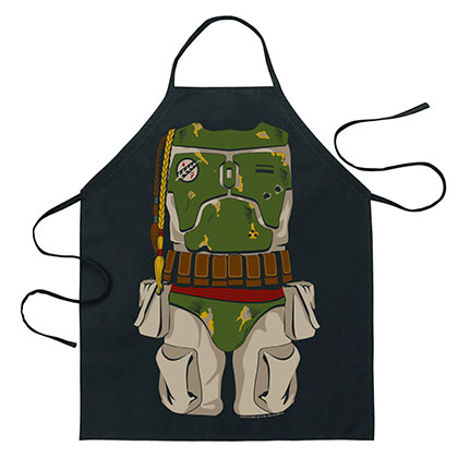 Star Wars Boba Fett Costume Apron