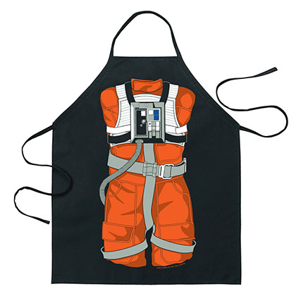 Star Wars Luke Skywalker X-Wing Costume Apron