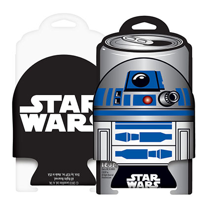 Star Wars Beer R2-D2 Can Cooler
