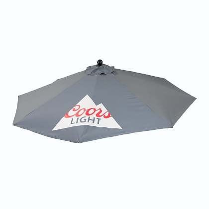 Coors Light Patio Umbrella