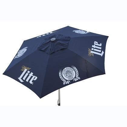 Miller Lite Patio Umbrella