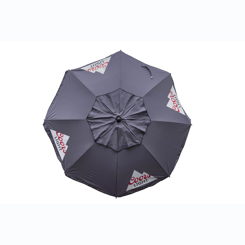 Coors Light Patio Umbrella