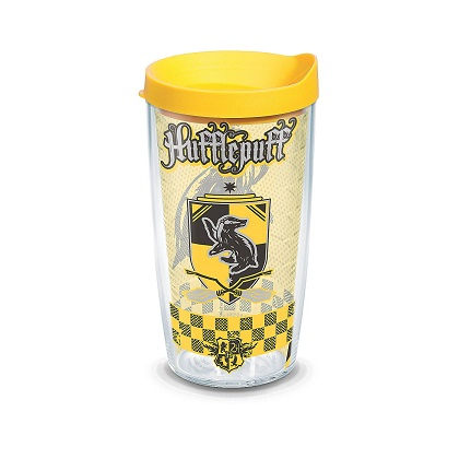 Tervis Harry Potter Hufflepuff 16 Ounce Tumbler With Lid