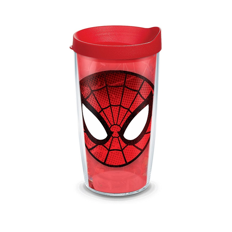 Tervis Spiderman 16 Ounce Tumbler With Lid