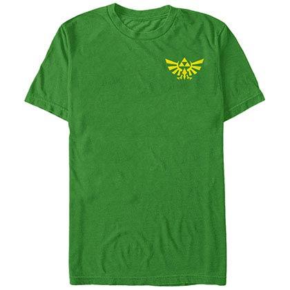 Nintendo Hyrule Grade Green T-Shirt