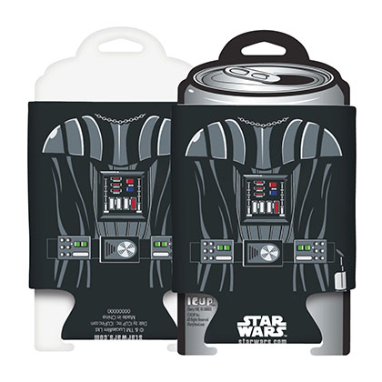 Star Wars Beer Darth Vader Can Cooler