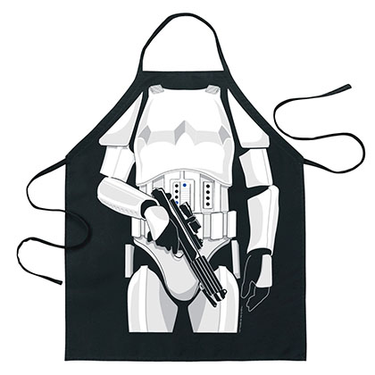 Star Wars Storm Trooper Cartoon Apron