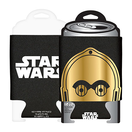 Star Wars Beer C-3PO Can Cooler