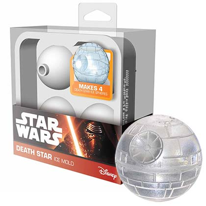 Star Wars Silicon Death Star Ice Tray