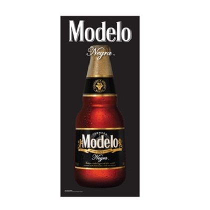 Negra Modelo Retractable Banner
