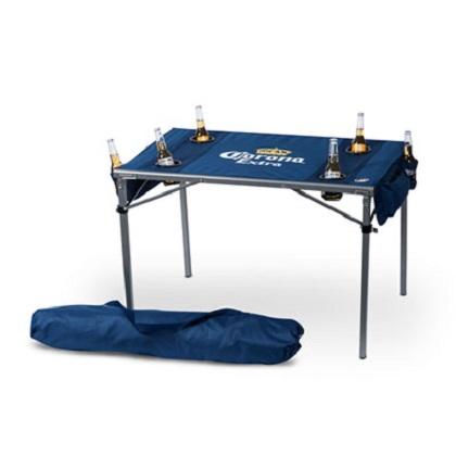 Corona Extra Travel Table