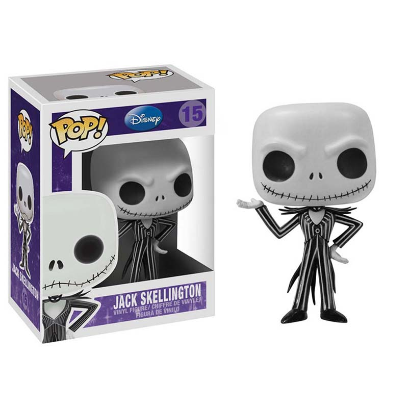 Funko Nightmare Before Xmas Jack Skellington Pop Vinyl Figure