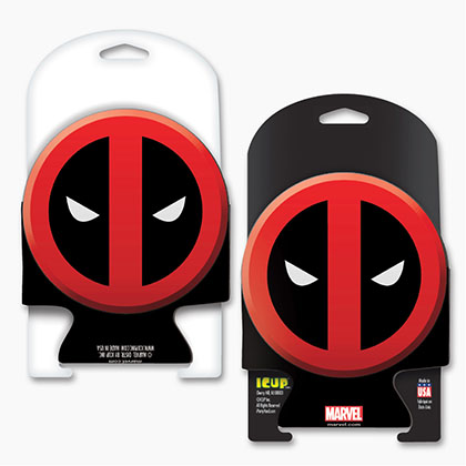 Deadpool Can Cooler