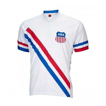 1948 Olympics USA Cycling Jersey