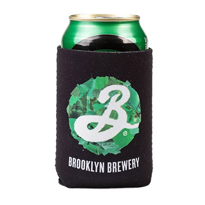 Brooklyn Brewery Lager Black Beer Insulator