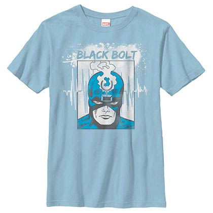 Marvel Teams Blackagar Boltagon Blue Youth T-Shirt