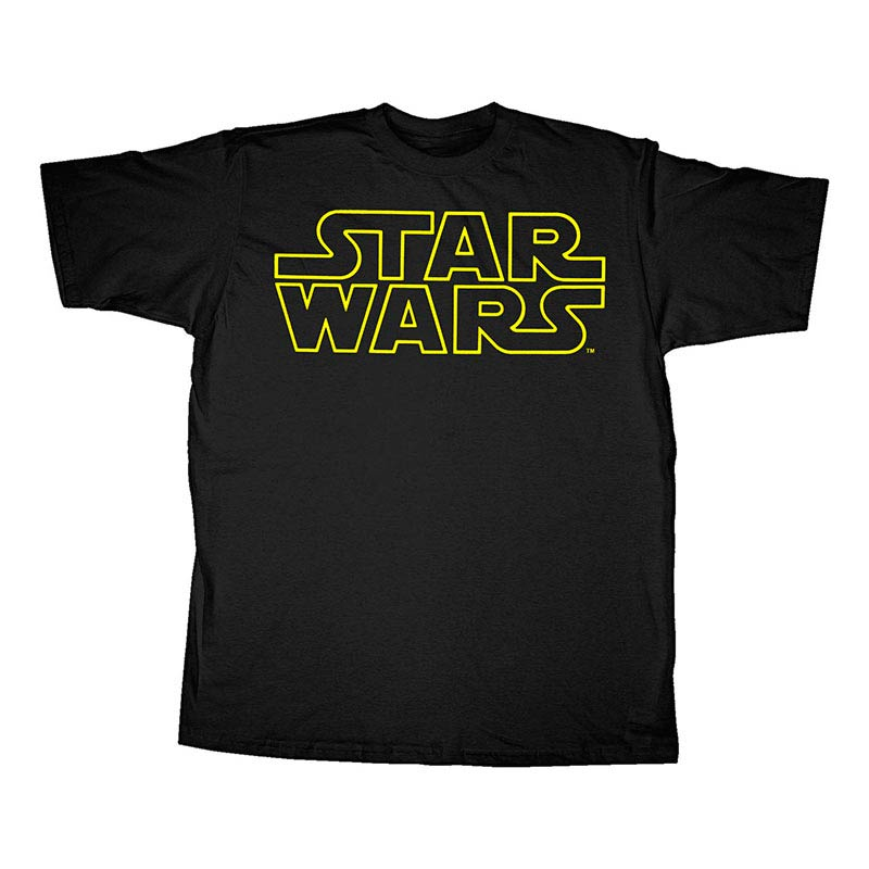 star wars simplified black t shirt. Black Bedroom Furniture Sets. Home Design Ideas