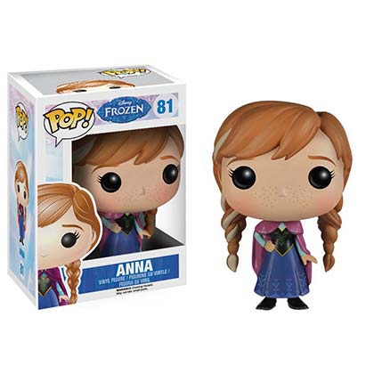 Funko Disney Frozen Anna Pop Vinyl Figure