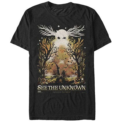 Over the Garden Wall Unknown Black T-Shirt